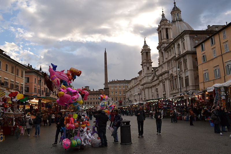Natal na Itália