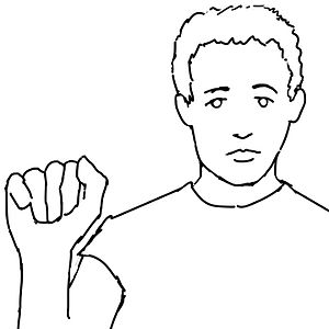Polish Sign Language Alphabet Wikibooks open books for an open
