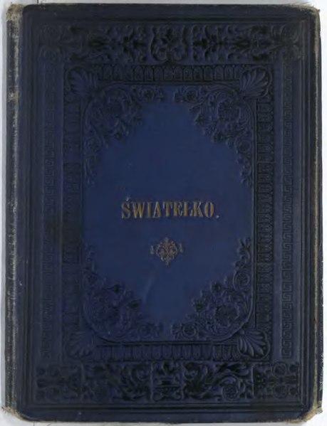 File:PL Światełko. Książka dla dzieci (antologia).djvu