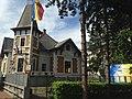 PNL local headquarters in downtown Suceava.jpg