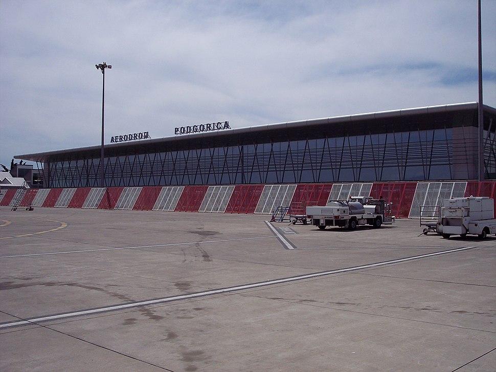 PODGORICA TERMINAL - panoramio