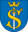 Coat of arms of Gmina Skawina
