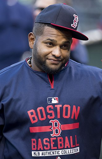 Pablo Sandoval - Sandoval with the Red Sox
