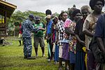 Pacific Partnership provides medical care to Arawa residents in Papua New Guinea 150703-F-YW474-010.jpg