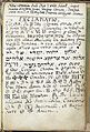 Page of text from Cyprianus, 18th C Wellcome L0040806.jpg