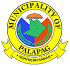 Official seal of Palapag