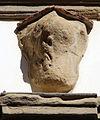 Palazzo Baldi delle Rose, via alfani, stemma bottegari.JPG