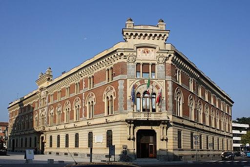 Palazzo Malinverni (Municipio di Legnano)