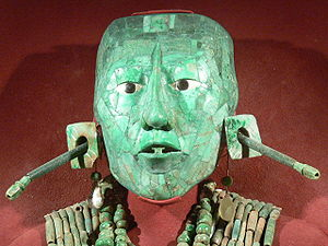 English: National Museum of Anthropolgy in Mex...