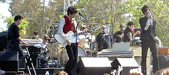 Panic! at the Disco - In 2006, the band headlined their first tour and achieved platinum status on their debut album.