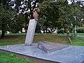 Pankrác, náměstí Hrdinů, Milada Horáková.jpg