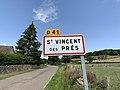 Panneau entrée St Vincent Prés Saône Loire 1.jpg
