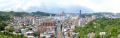 Panorama view of central Keelung and the harbor.png
