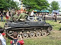 Panzerkampfwagen II during the VII Aircraft Picnic in Kraków 3.jpg
