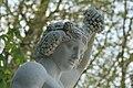 Parc de Versailles, demi-lune du bassin d'Apollon, Bacchus 04.jpg