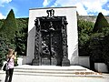 Paris, France. RODIN MUSEUM (Hotel Biron)(jardin with opera)(PA00088697).jpg