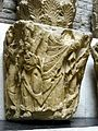 Paris (75), abbaye Saint-Germain-des-Prés, chapiteau envoyé au musée de Cluny 05.jpg