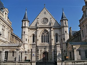 Saint-Martin-des-Champs Priory - Musée des Arts et Métiers