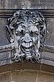 Paris - Les Invalides - Façade nord - Mascarons - 023.jpg