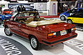 Paris - Retromobile 2013 - Renault Alliance cabriolet - 1986 - 104.jpg