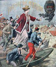 crue de la seine 1910 dans histoire 180px-Paris_flood_of_1910_-_01