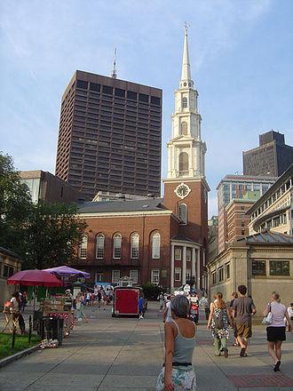 Park Street Church - Park Street Church, Boston, 2006