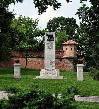 Špilberk Castle - Memorial to Italian Carbonari
