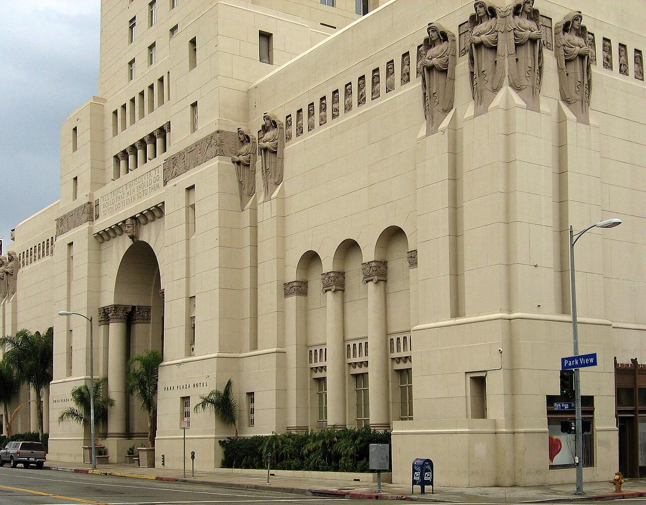 37 Hollywood S Park Plaza Hotel Ideas Park Plaza Hotel Plaza Park