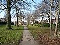 Park off Harcourt Drive - geograph.org.uk - 1324726.jpg