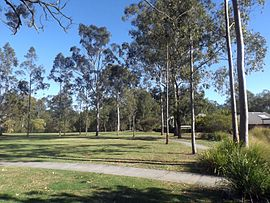 Park on Christopher Street at Augustine Heights, Queensland.jpg