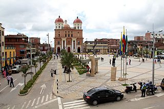 Santa Rosa de Osos Municipality and City in Antioquia Department, Colombia