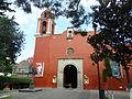 Parroquia de Santo Domingo de Guzmán, Ciudad de México 21.JPG