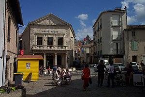 Festival Ludique International de Parthenay - A town centre location during FLIP 2010.