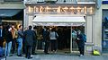Patissier et boulanger, rue du Mont Thabor, Paris 2011.jpg