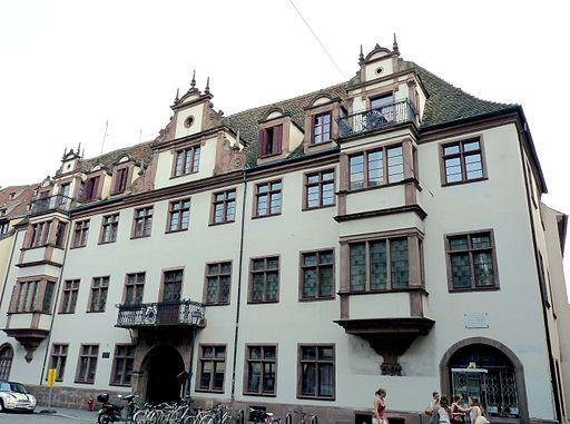 Paul Appell-Maison natale-Strasbourg