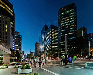 Paulista Avenue - Image: Paulista Avenue, São Paulo, Brazil