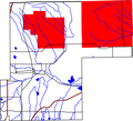 Pawnee National Grassland location in Weld County.png