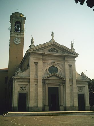 Parabiago - St. Gervasius and Protasius Church
