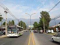 Peñalolen, Chile - Avenida San Luis.JPG