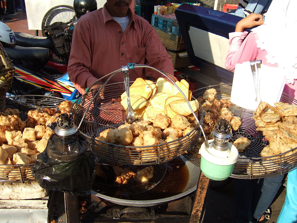 Indonesian Street Food Recipes