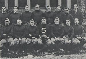 1910 Penn State Nittany Lions football team - Image: Penn State Football 1910