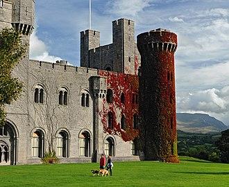 Penrhyn Castle - Penrhyn Castle in 2011