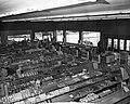 People shopping at Berg's supermarket, circa 1950 (6310030497).jpg