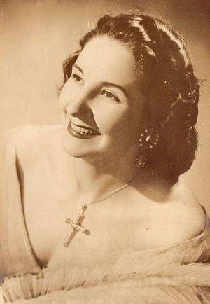 Pepita Embil - Pepita Embil in the 1940s