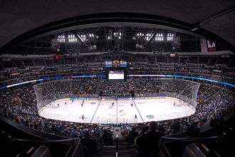 2011–12 NHL season - Pepsi Center