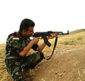 Peshmerga Kurdish Army (15016053527).jpg