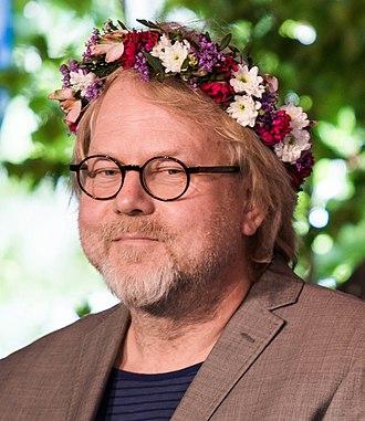 Peter Apelgren - Peter Apelgren, June 2015.