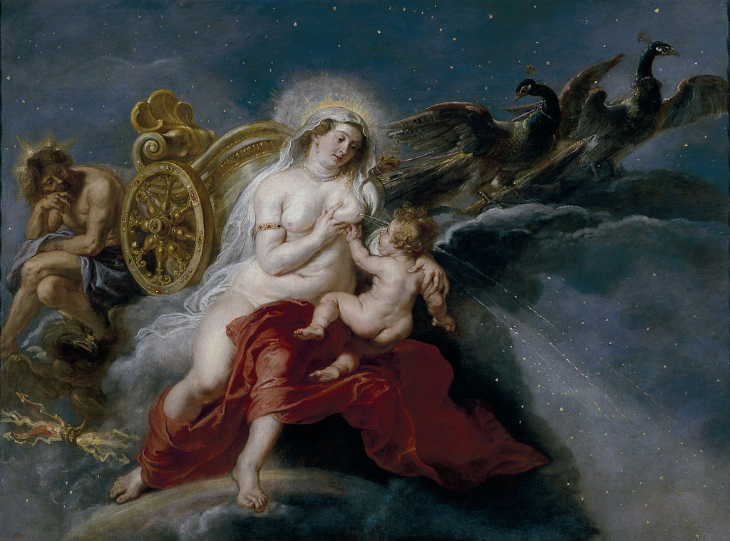 Peter Paul Rubens - The Birth of the Milky Way, 1636-1637.jpg