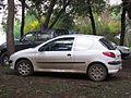 Peugeot 206 1.4 HDi Panel 2008 (11076328954).jpg