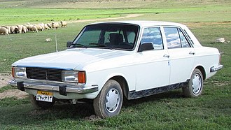 Automotive industry in Iran - Peykan is former main Iran-made car in 1967-2005